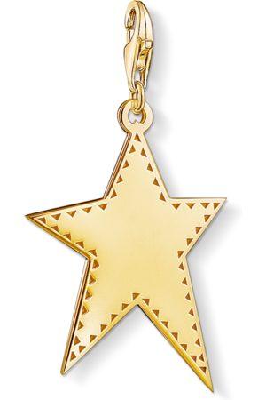 Thomas Sabo Charm pendant Golden star coloured Y0040-413-39