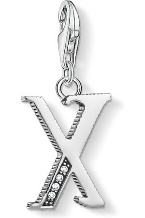 Thomas Sabo Charm pendant letter X -coloured 1604-643-21