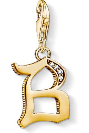 Thomas Sabo Charm pendant letter B coloured 1608-414-39