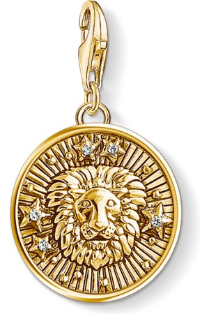 Thomas Sabo Charm pendant zodiac sign Leo coloured 1656-414-39