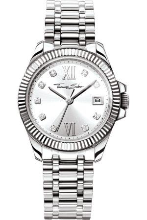 Thomas Sabo Women's Watch DIVINE -coloured WA0252-201-201-33 MM