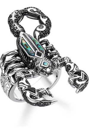 Thomas Sabo Ring scorpion multicoloured TR2251-508-7-54