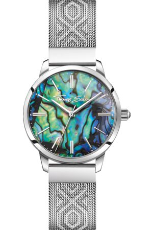 Thomas Sabo Women's watch ARIZONA SPIRIT abalone multicoloured WA0344-201-218-33 MM