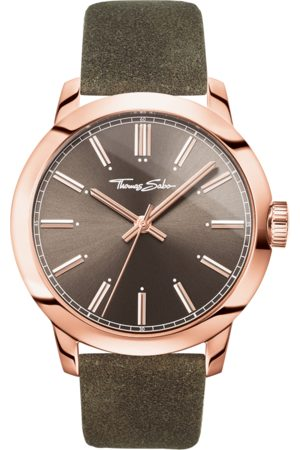 Thomas Sabo Men's watch Rebel at heart Men WA0314-266-205-46 MM