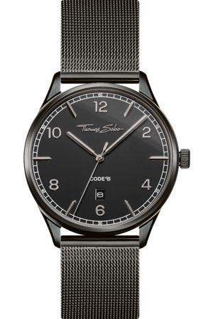 Thomas Sabo Watch unisex CODE TS black black WA0342-202-203-40 MM