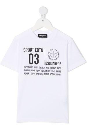Dsquared2 Logo-print T-shirt