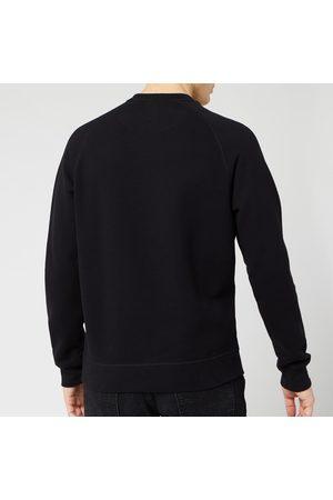 Barbour Men Sweatshirts - Men's Essential Crew Sweatshirt
