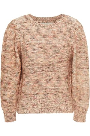 Vanessa Bruno Women Jumpers - Woman Naja Marled Knitted Sweater Multicolor Size L