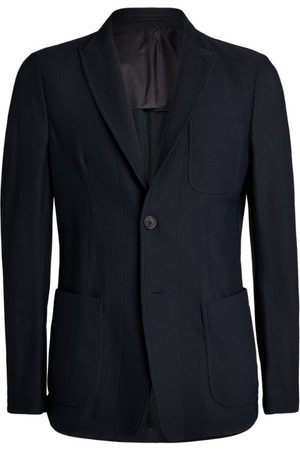 Armani Men Blazers - Tailored Blazer