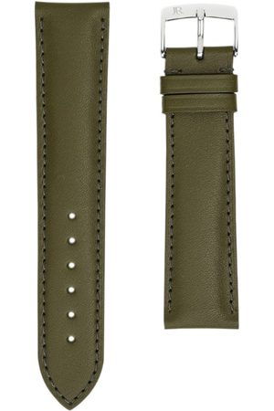 Jean Rousseau Leather Watch Strap (3.5cm)