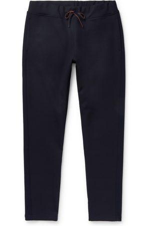 Loro Piana Men Trousers - Holburn Tapered Stretch Wish Virgin Wool Sweatpants