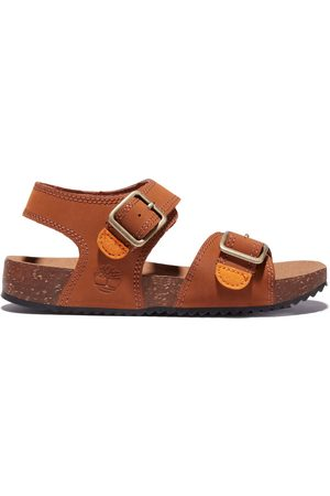 Timberland Sandals - Castle island backstrap sandal for youth in kids, size 1