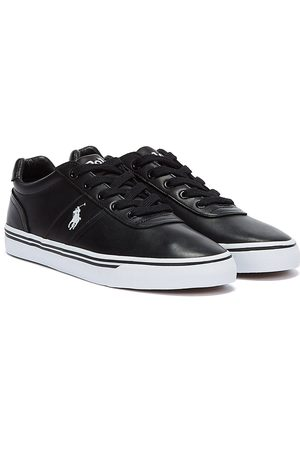 Ralph Lauren Men Trainers - Hanford Mens Pure Leather Trainers