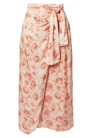 MOTHER OF PEARL SKIRTS - 3/4 length skirts