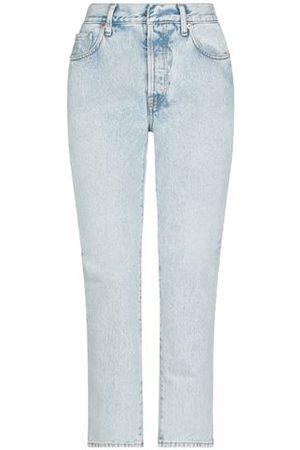 SSHEENA Women Trousers - DENIM - Denim trousers