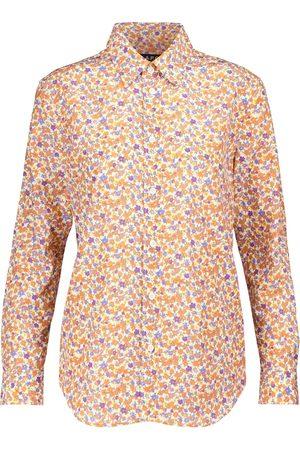 A.P.C. Gina floral shirt
