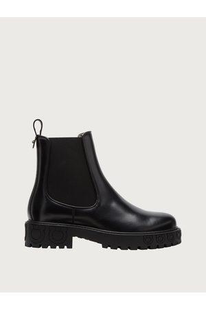 Salvatore Ferragamo Women Ankle Boots - Women Gancini sole ankle boot Size 2.5