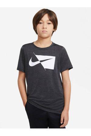 Nike Boys Nk Dry Hbr Ss Top