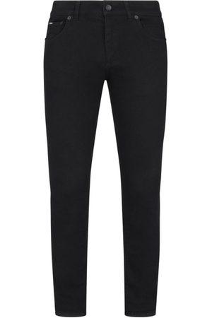 Dolce & Gabbana Men Skinny - Logo Skinny Stretch Jeans