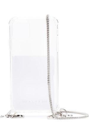 1017 ALYX 9SM IPhone 11 case with chain strap - Neutrals