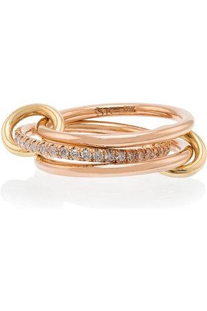 SPINELLI KILCOLLIN 18kt rose gold Sonny Ring - Metallic