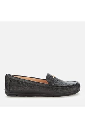 Coach Women's Marley Leather Driving Shoes