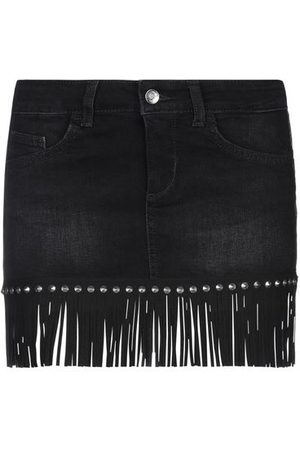 Liu Jo Women Denim Skirts - DENIM - Denim skirts