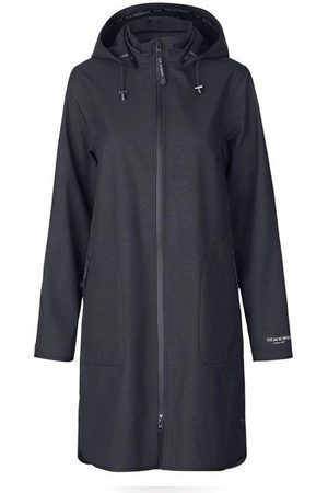 Ilse Jacobsen Raincoat Dark Navy