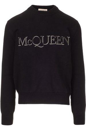 Alexander McQueen MEN'S 651184Q1XAY1011 COTTON SWEATSHIRT