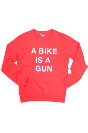 El Solitario A Bike is a Gun Sweatshirt