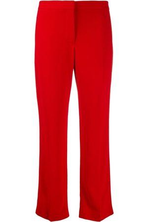 Alexander McQueen WOMEN'S 584873QEAAA6615 ACETATE PANTS
