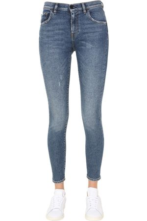 PENCE WOMEN'S SOFIA74495D507LAVMPIT OTHER MATERIALS JEANS