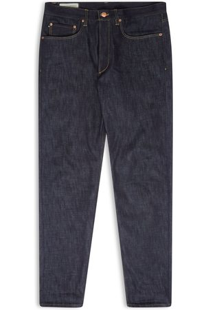 Blackhorse Lane E8 SLIM TAPERED INDIGO 15.5OZ TURKISH RAW SELVEDGE MENS JEANS