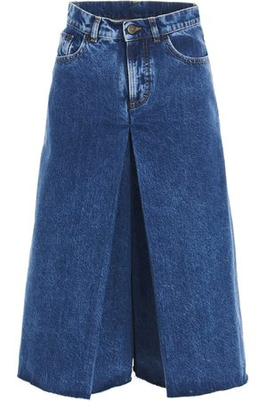 Maison Margiela WOMEN'S S51MA0446S30744961 OTHER MATERIALS JEANS