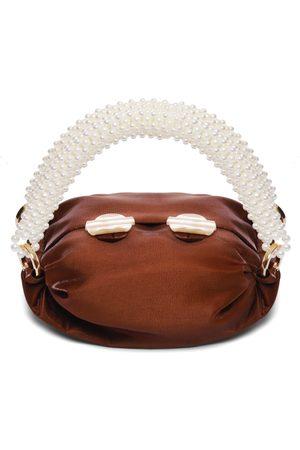 Women Purses & Wallets - Chocolate Tiny Nino