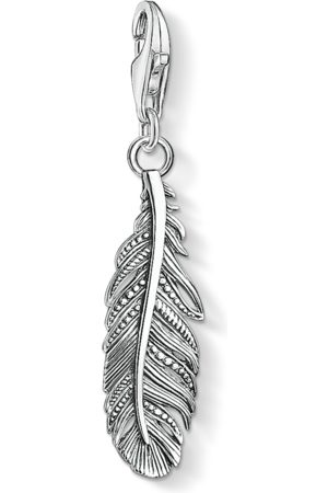 Thomas Sabo Charm pendant feather -coloured 1559-637-21