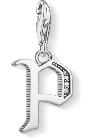 Thomas Sabo Charm pendant letter P -coloured 1596-643-21