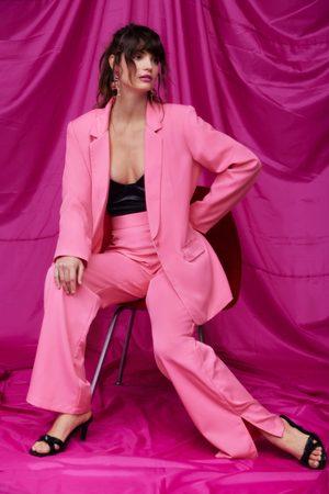 NASTY GAL Women Blazers - Womens Oversized Blazer - - 4