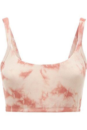 YEAR OF OURS Tie Dye Soft Bralette