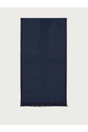 Salvatore Ferragamo Women Gancini scarf