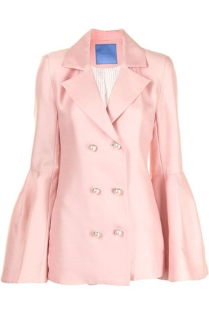 Macgraw Flared sleeve blazer jacket