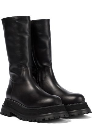 Burberry Women Ankle Boots - Leather ankle boots