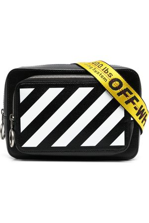 Off-White Diag-print belt bag