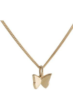 Karen Walker Mini butterfly necklace