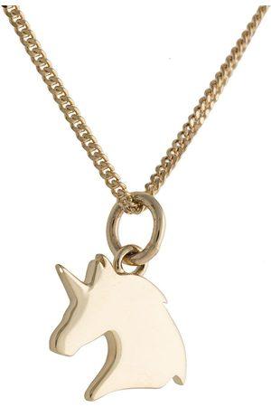Karen Walker Unicorn chain necklace