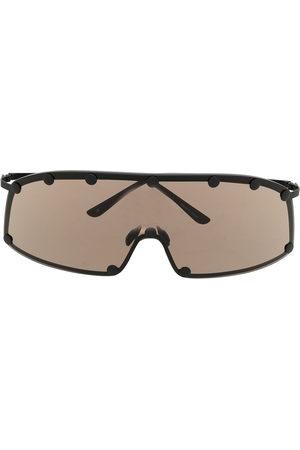 Rick Owens Performa Shielding oversize sunglasses