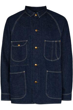 Orslow Men Denim Jackets - 50s denim jacket