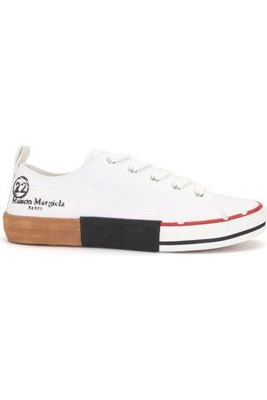 Maison Margiela Contrast-trim sneakers