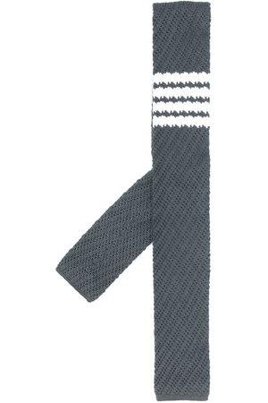 Thom Browne 4-bar silk tie