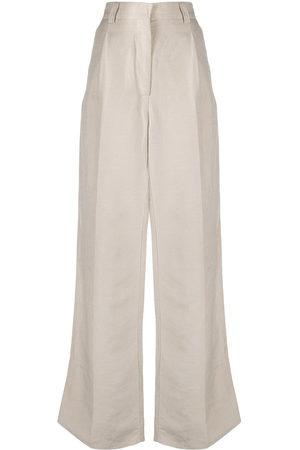 Soulland Margaret trousers - Neutrals